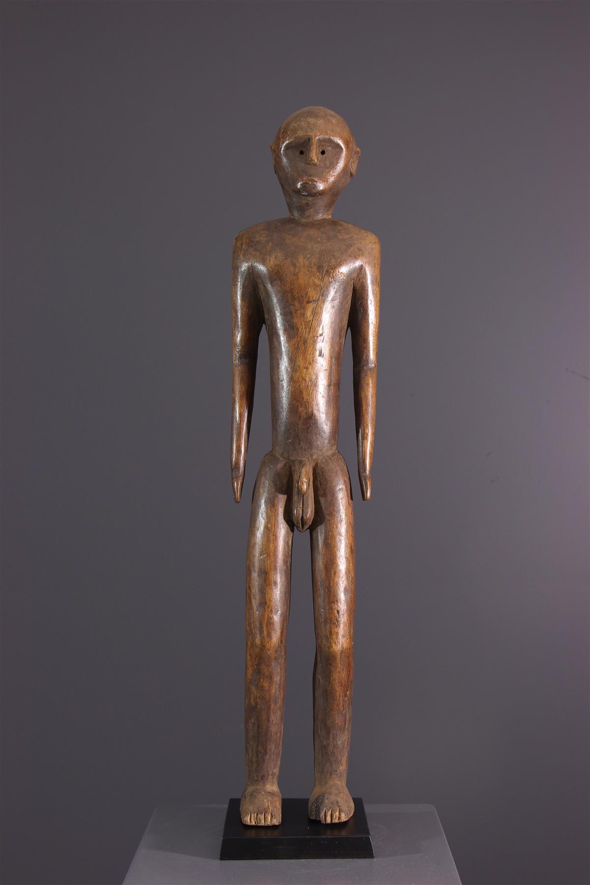 Statue Nyamézi - African art