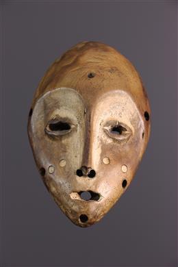 African art - Masque Lega Lukwakongo