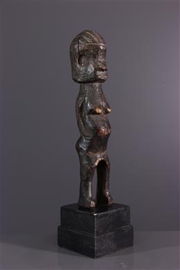 Fertility statuette Ngbaka
