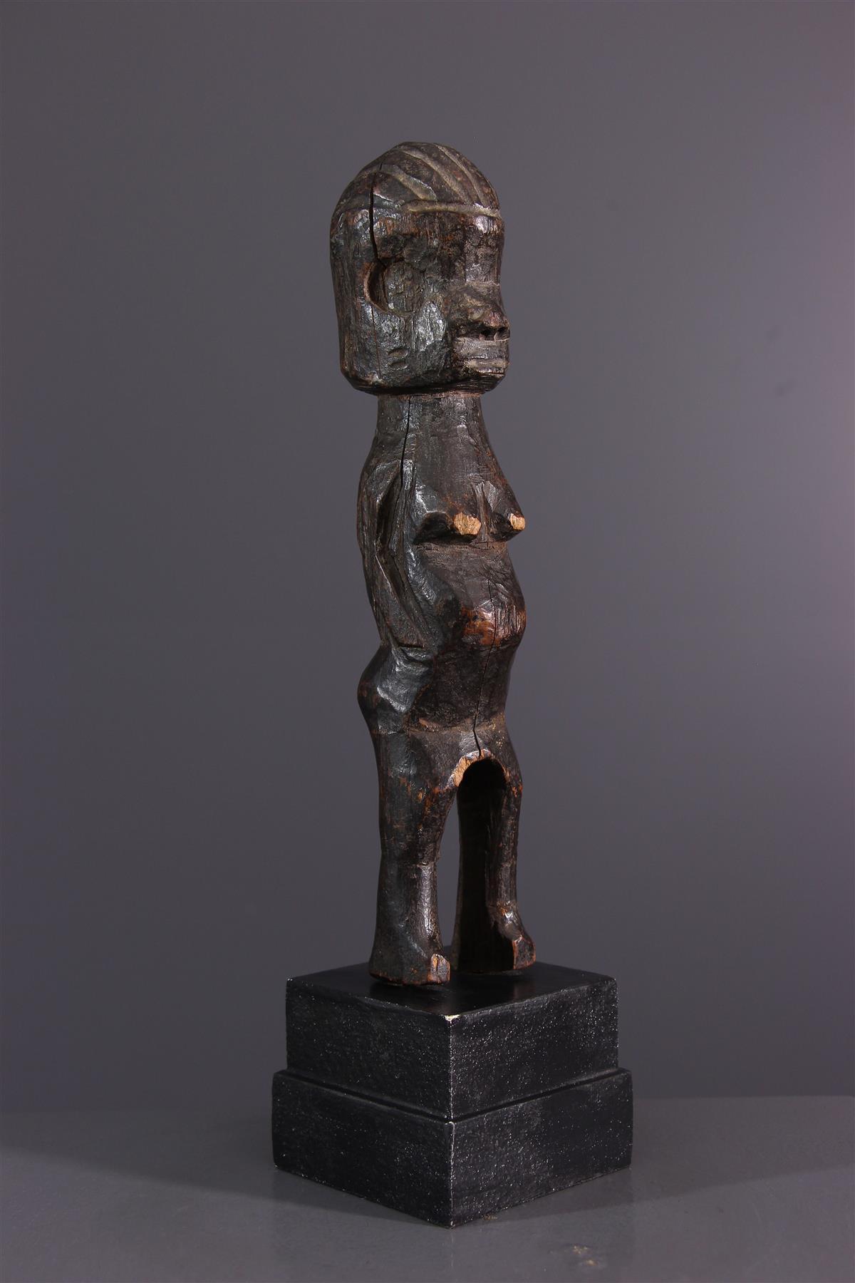 Statue Ngbaka - African art