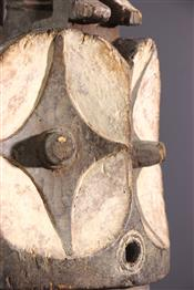 Masque africainBembé Mask
