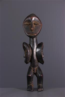 Lega initiation statuette