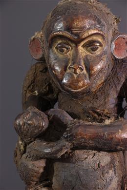 Boulou Maternity Statue