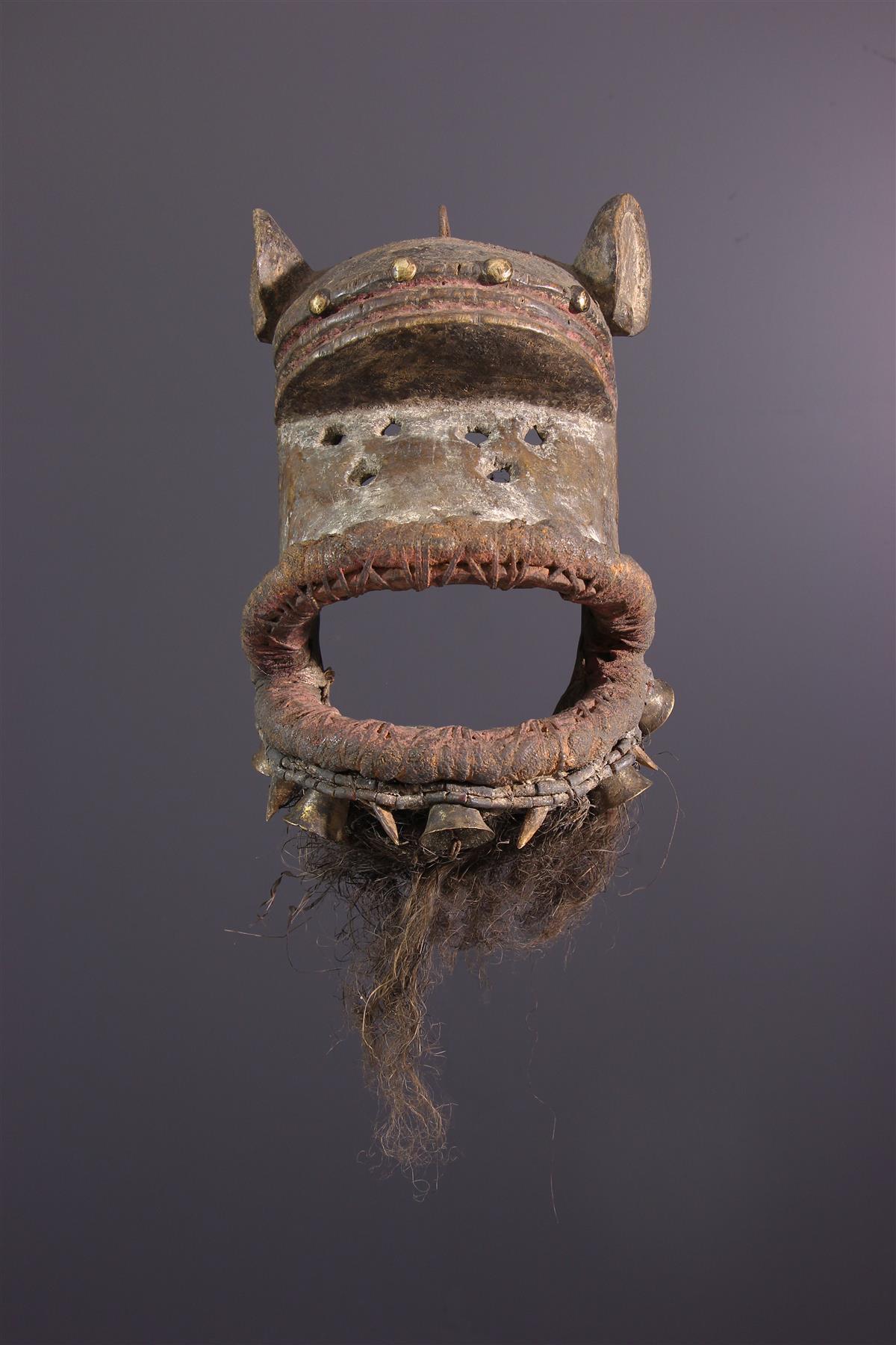 Wé Mask - African art