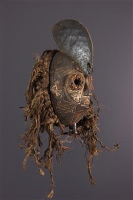 Mossi crest mask