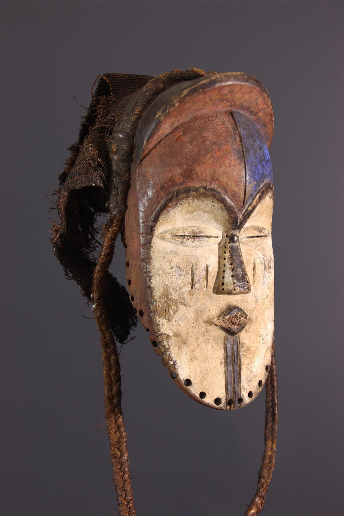 MasqueTsogho - African art