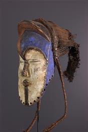 Masque africainMasqueTsogho