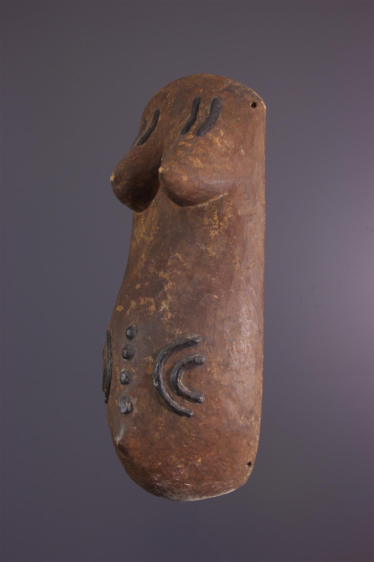 Masque Makonde - African art