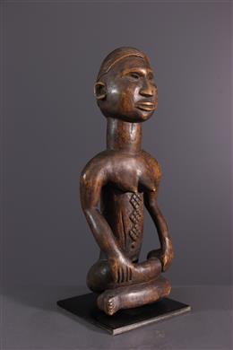 Bembé ancestor figure