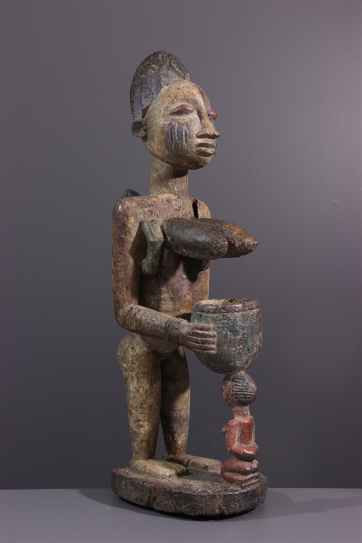 Statue Yoruba - African art
