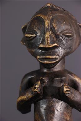 Ancestor statuette Buyu, Boyo, Basikasingo