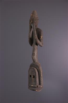 African art - Dogon Mask