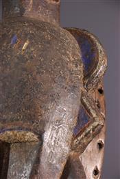 Masque africainDjimini Mask