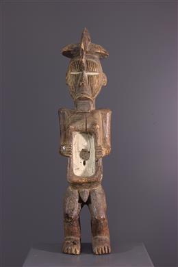Ancestor figure Teke Butti