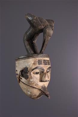 Ogoni mobile jaw mask