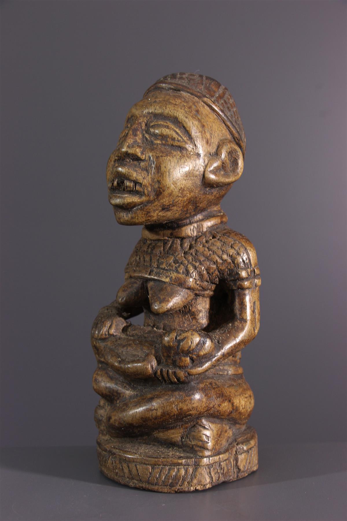 Statue of Congo - African art