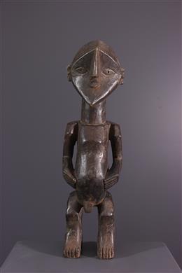 Statuette Lwalwa, Lwalu