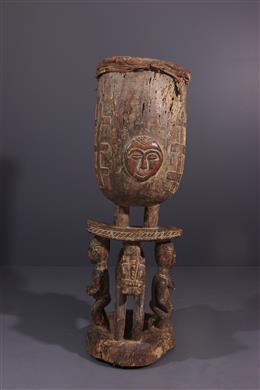 Timba Baga Drum