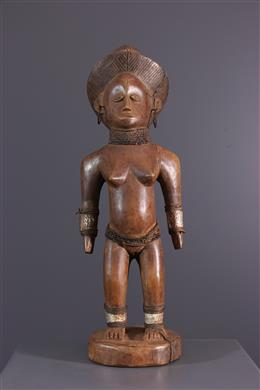 African art - Female figure OviMbundu