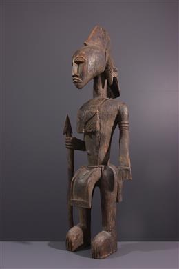 Men s statue Bambara Guantigui