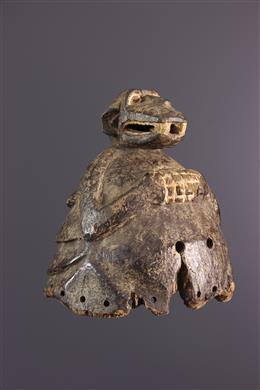 Baule monkey helmet mask