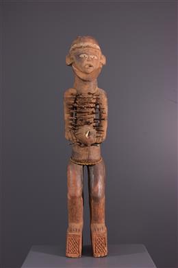African art - Statue of Nkondi Congo