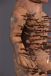 Statues africainesNkondi Fetish