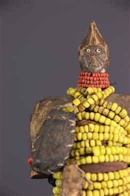 African art - Namji Fertility Doll, Namchi