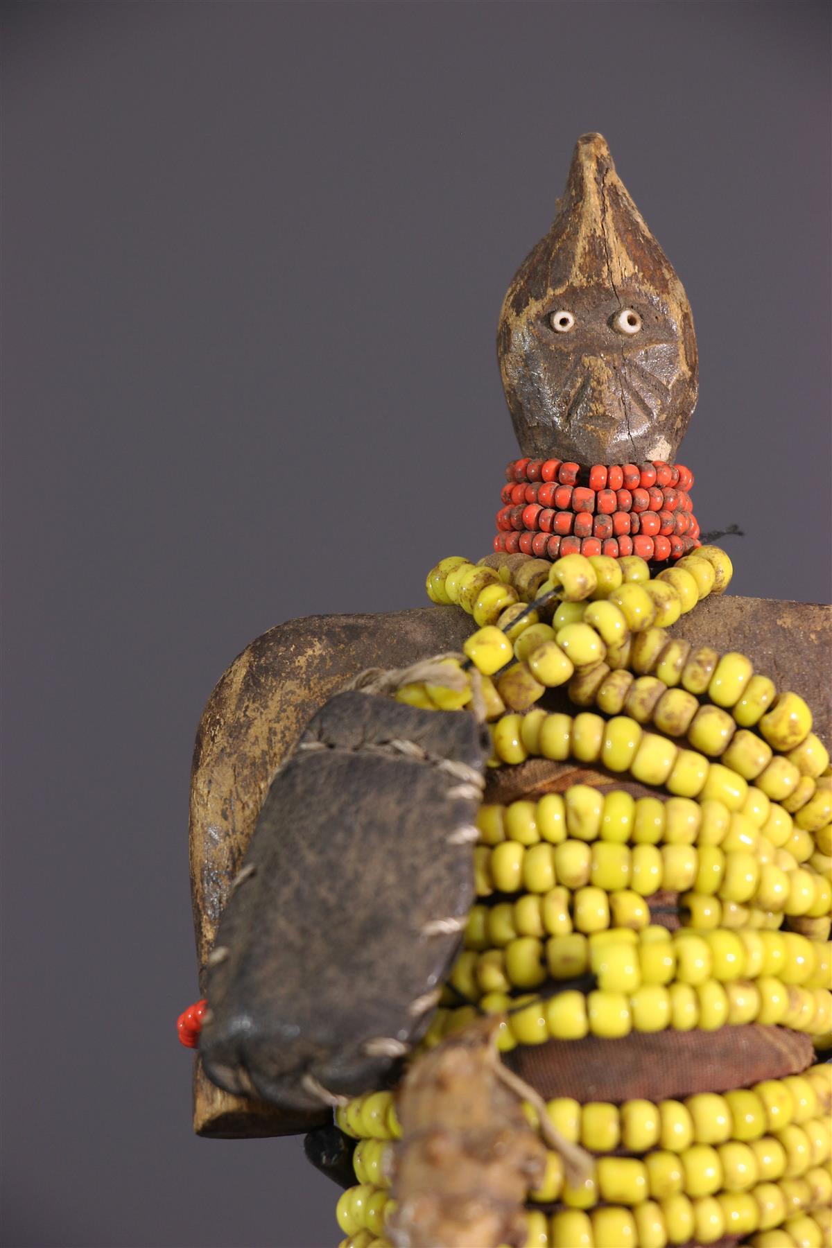 Statue Namji - African art