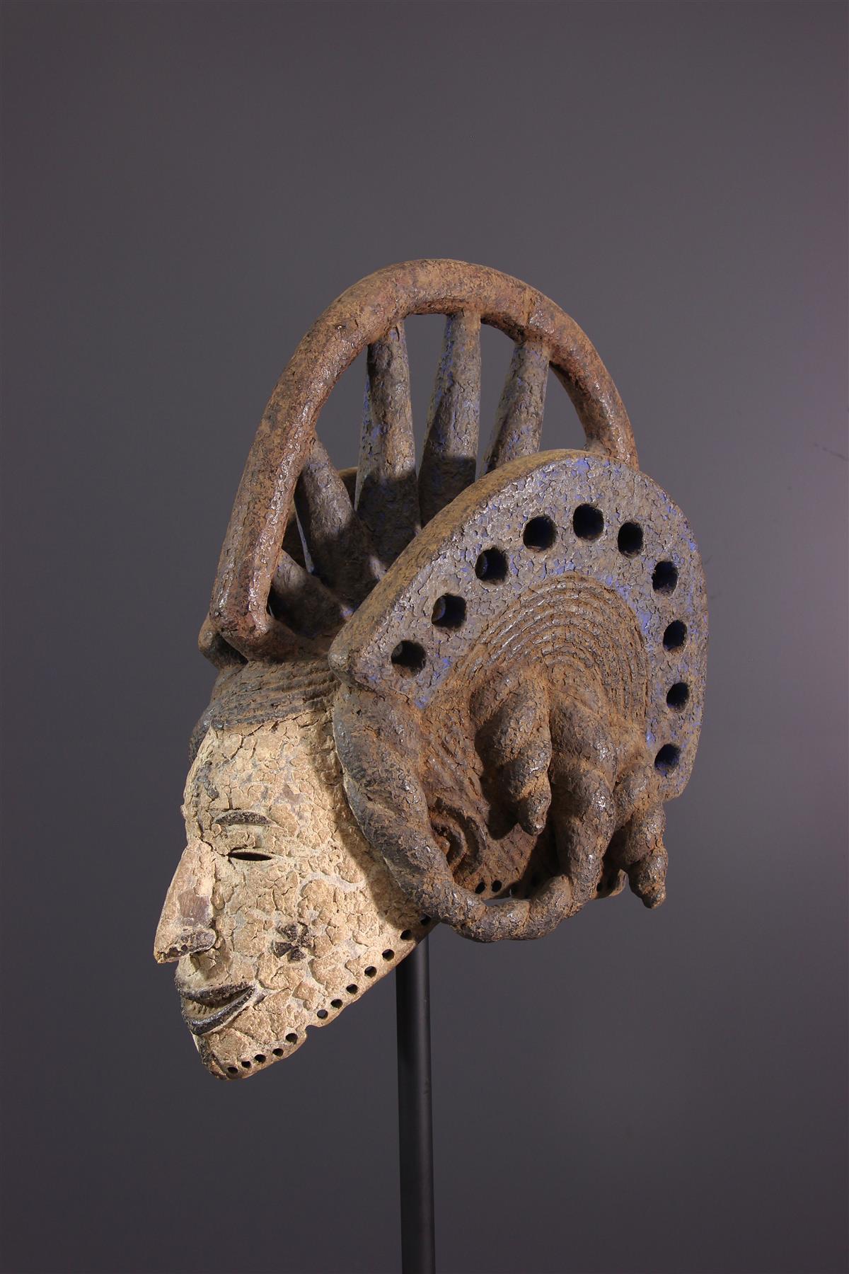 Mask Nigeria - African art