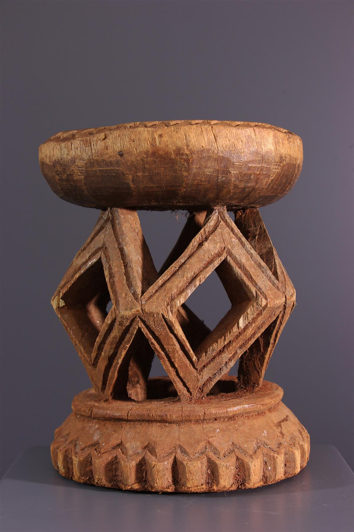 Dogon Seat - African art