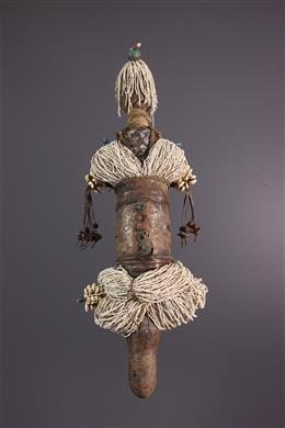 Zulu Fertility Statue Doll
