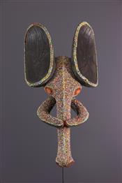 Masque africainBabanki Mask
