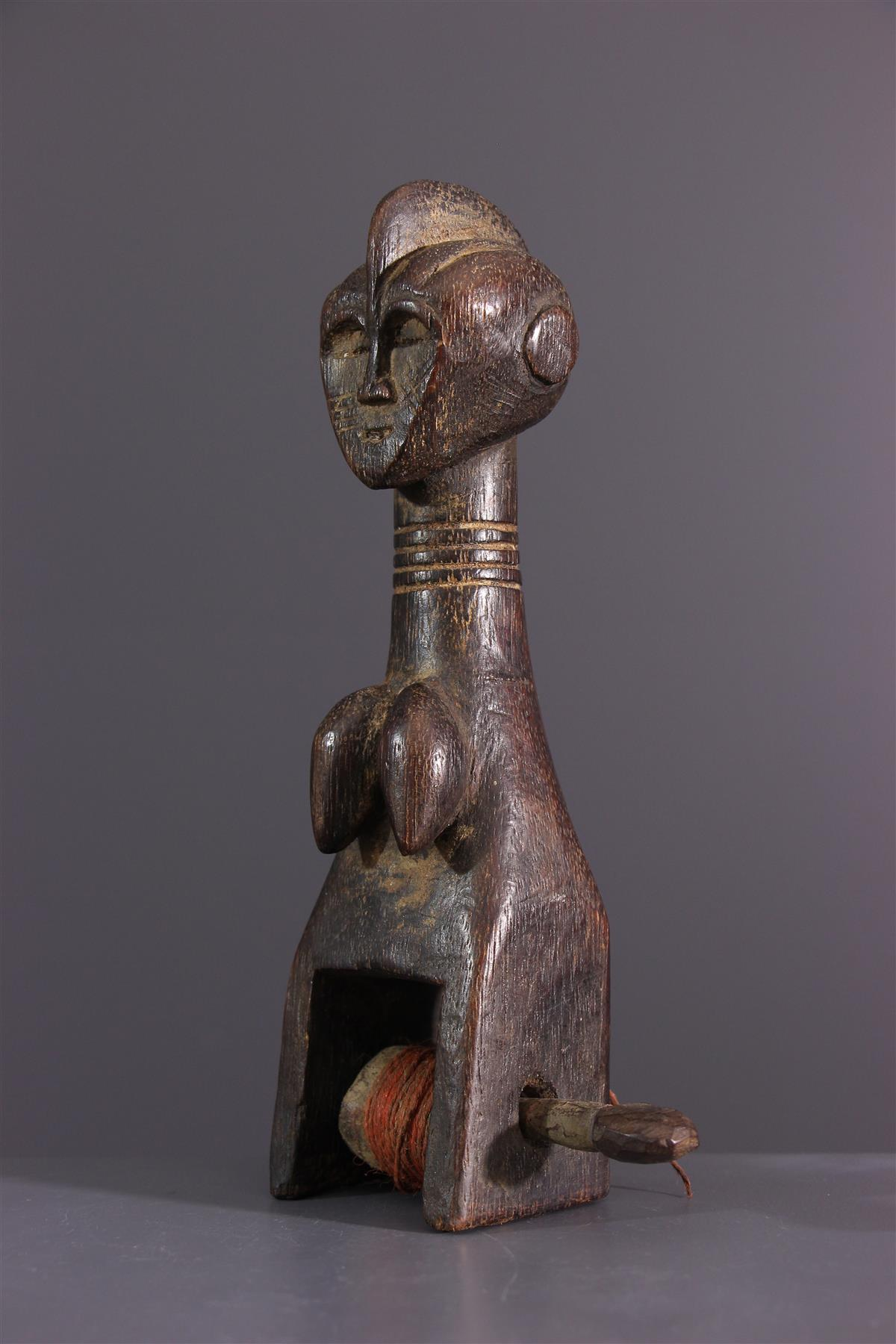 Senufo Pulley - African art