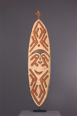 Gope Papua Votive Board - New Guinea
