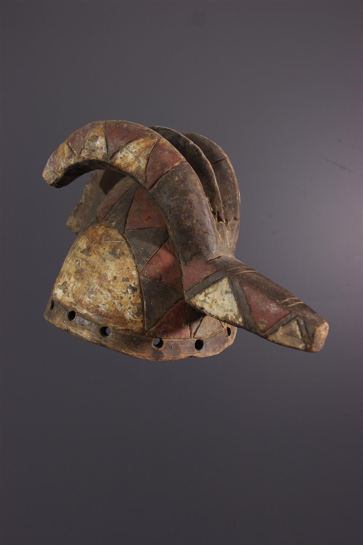 Mossi mask - African art