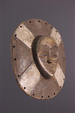 Eket Mask from Ekpo