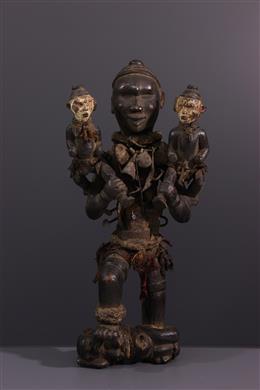 Statue of Nkondi Nkisi Congo
