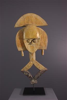 Reliquary figure Kota Mbulu-Ngulu