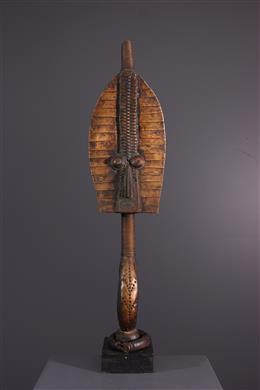 Kota Mahongwe reliquary figure