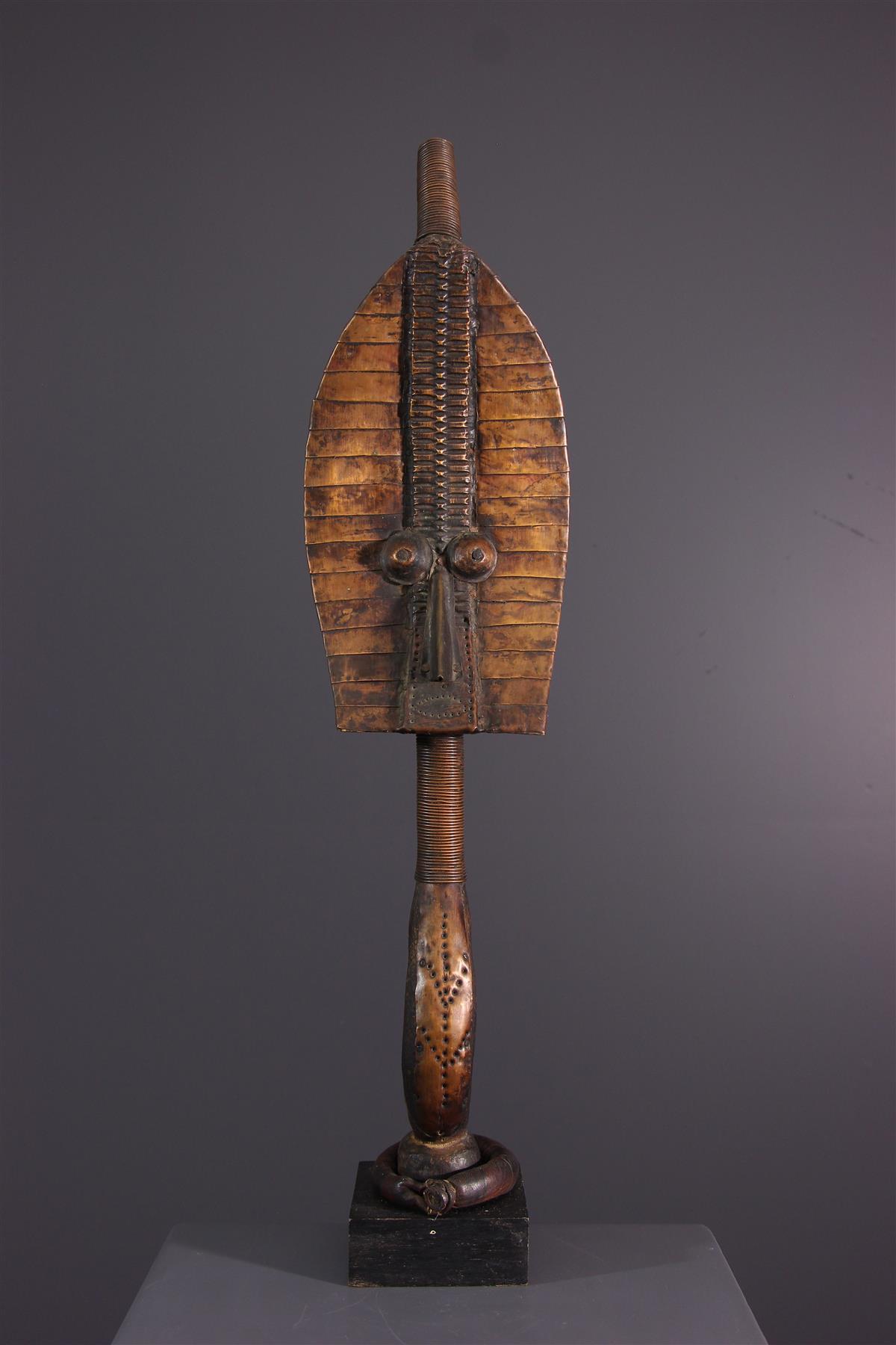 Mahongwe statue - African art
