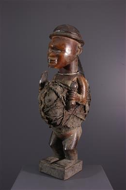 African art - Bembe fetish statue