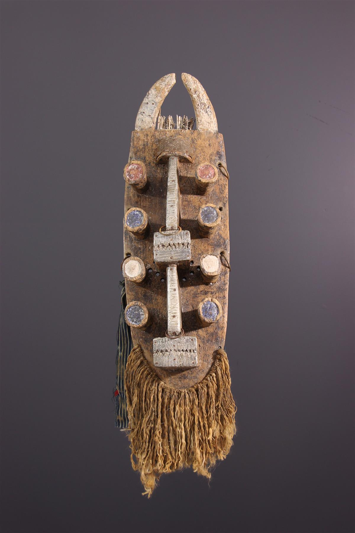 Kru Mask - African art