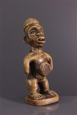 African art - Figure Nkisi Congo Yombe