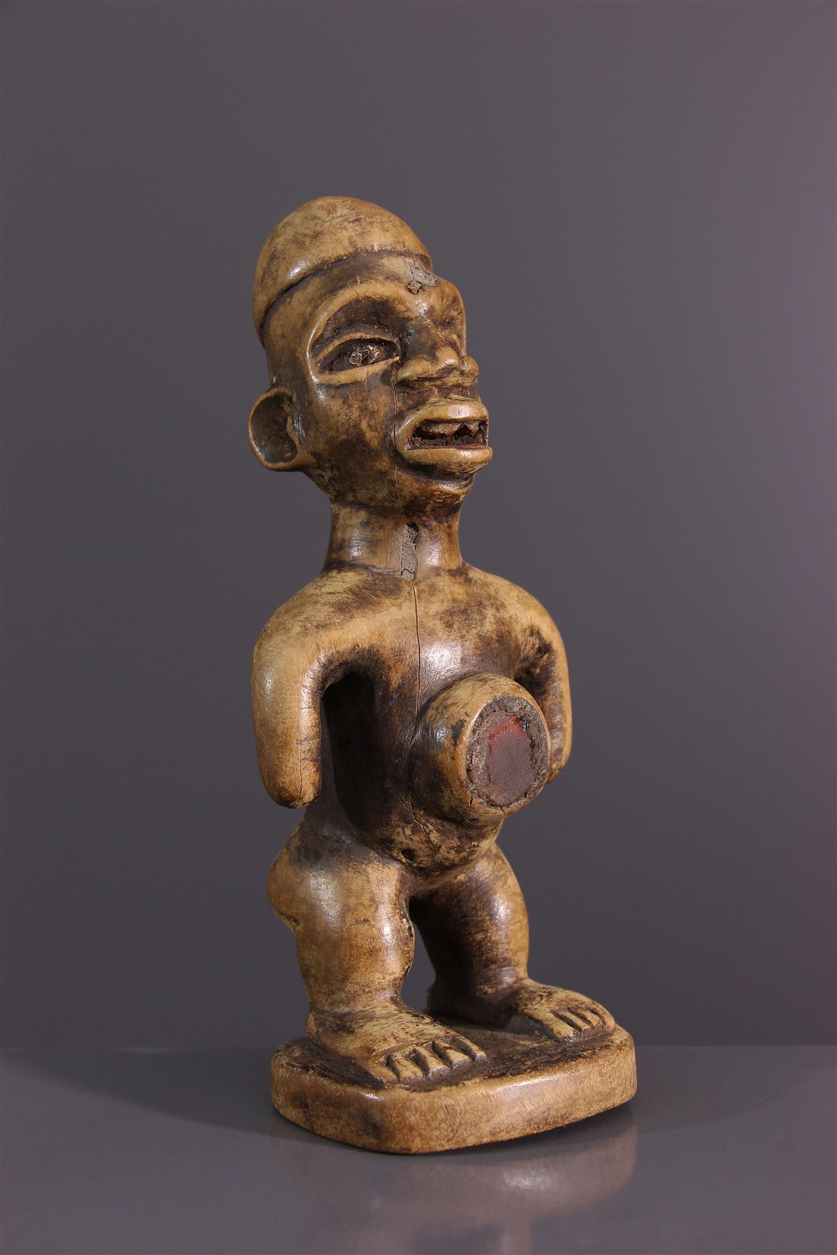 Fétiche Nkisi - African art