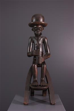Effigy of Chief Tchokwe