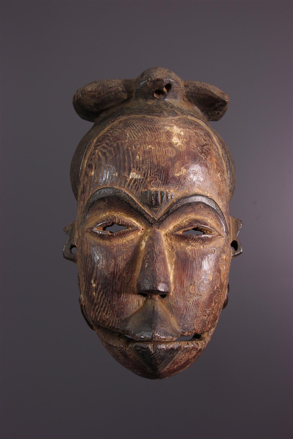 Ogoni Mask - African art