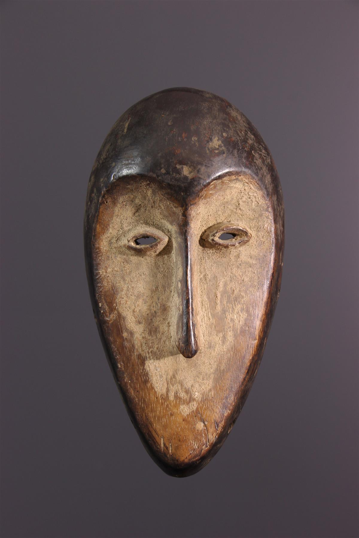 Mask Lega - African art