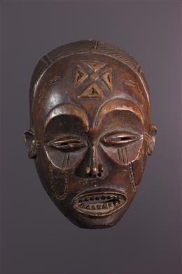 African art - Masque Chokwe Pwo