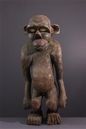 Statues africainesBoulou Monkey